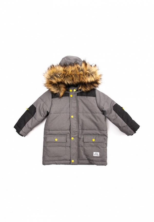 куртка playtoday для мальчика, серая