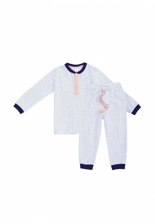пижама playtoday для мальчика, белая
