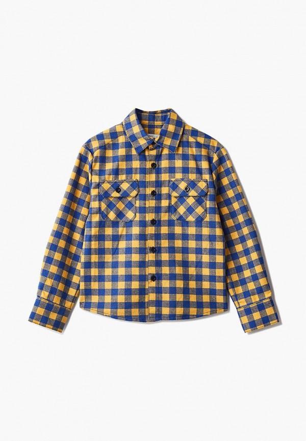 рубашка смена для мальчика, оранжевая