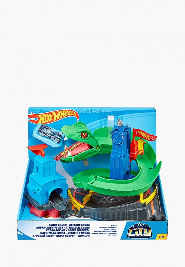Набор игровой Mattel Mattel MP002XB009TY mattel система быстрой перезарядки бластеров boomco