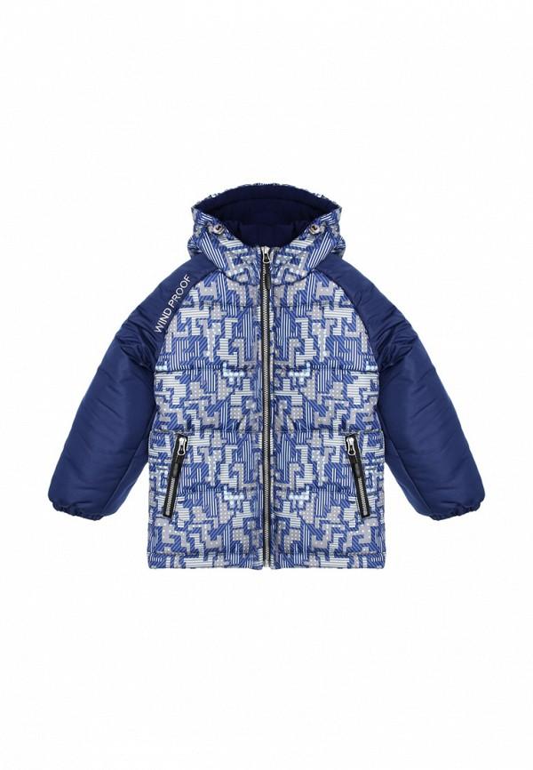 куртка bell bimbo для мальчика, синяя