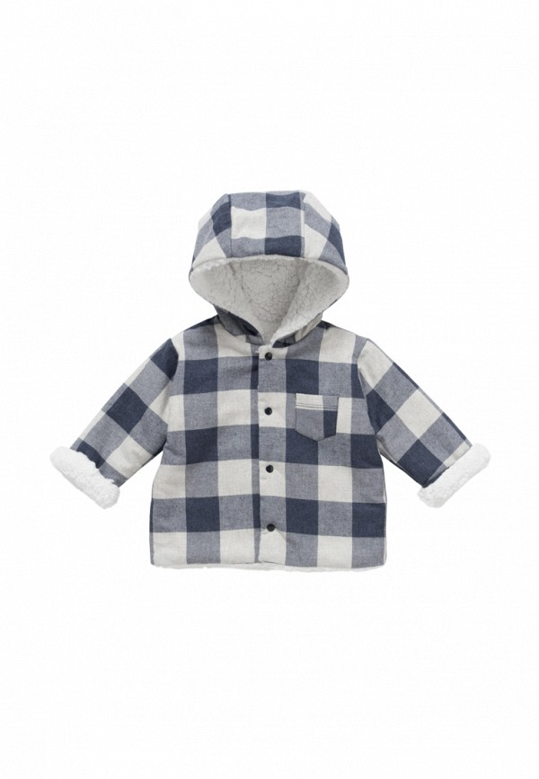 куртка artie для мальчика, синяя