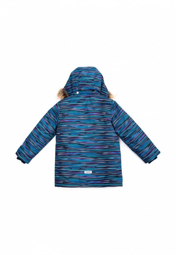 Куртка для мальчика утепленная PlayToday цвет синий  Фото 6