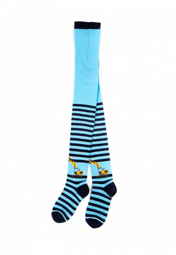 колготки koly для мальчика, голубые