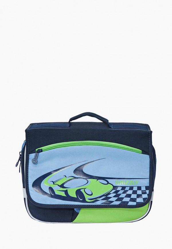 рюкзак grizzly для мальчика, разноцветный