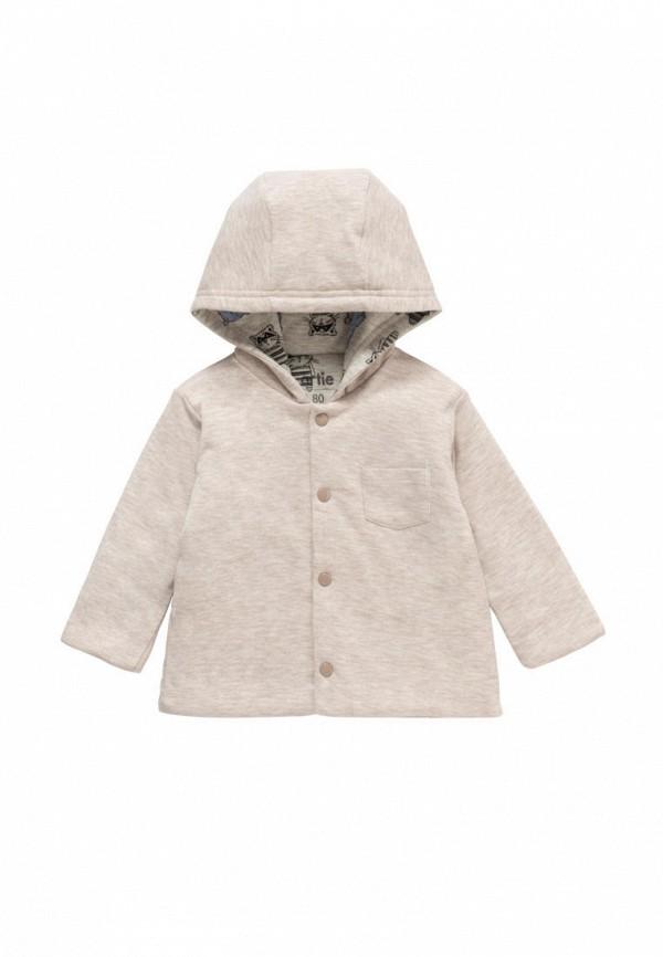 куртка artie для мальчика, серая