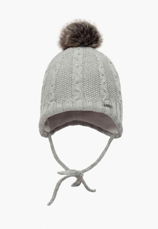 Шапка Broel Broel MP002XB00A61 шапка женская r mountain цвет серый 77 030 05 размер универсальный