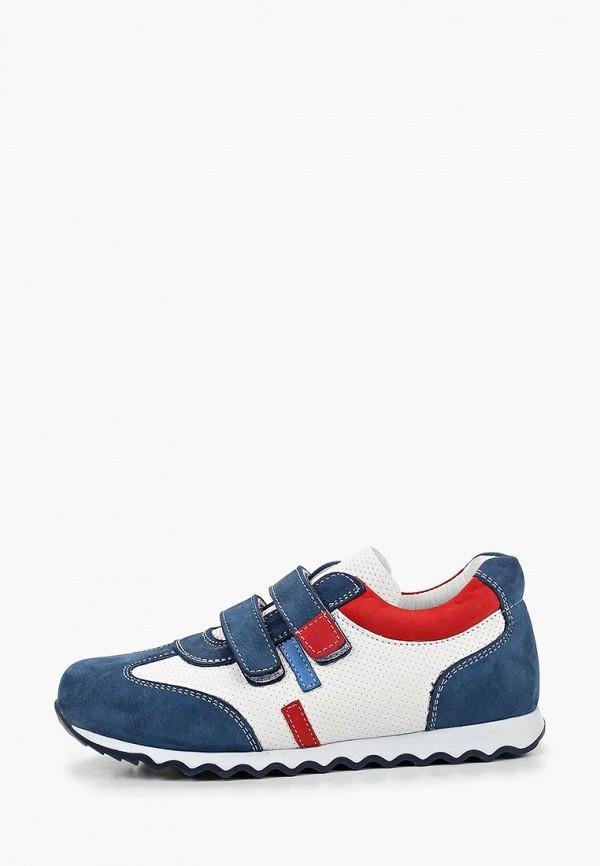 кроссовки lovely puppy для мальчика, синие