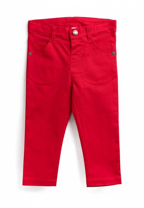 брюки playtoday для мальчика, красные