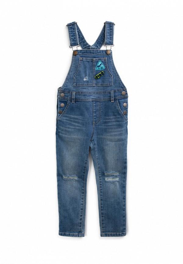 Комбинезон джинсовый PlayToday PlayToday MP002XB00A95 цена