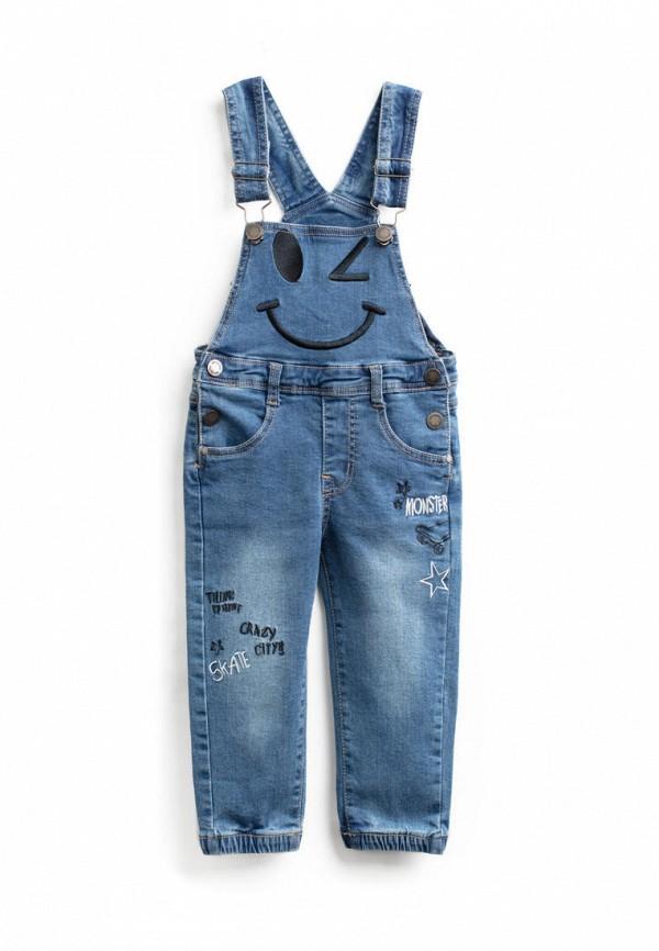 Комбинезон джинсовый PlayToday PlayToday MP002XB00AB8 цена
