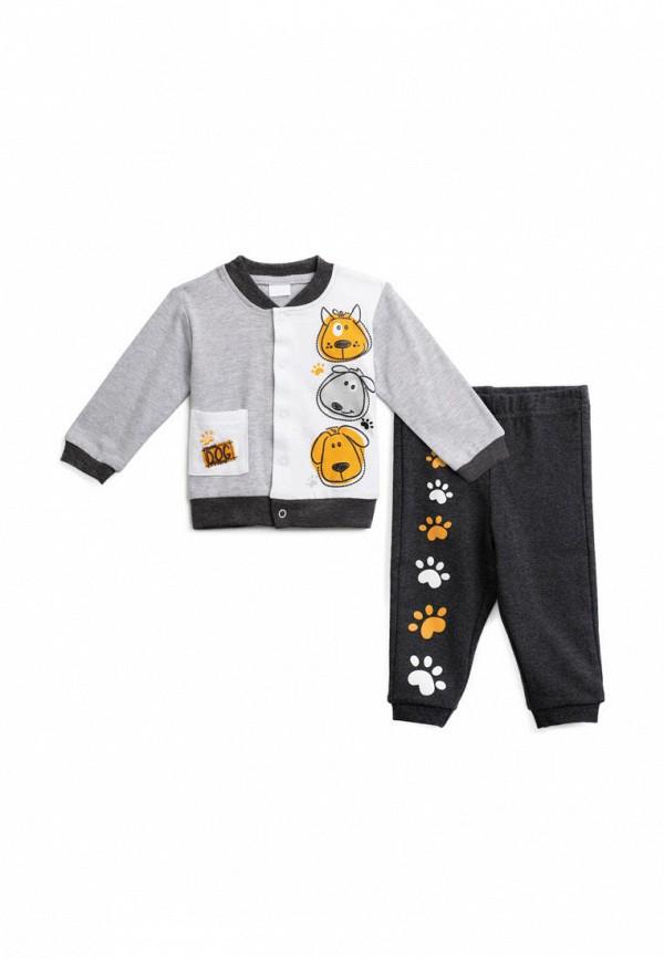 костюм playtoday для мальчика, серый
