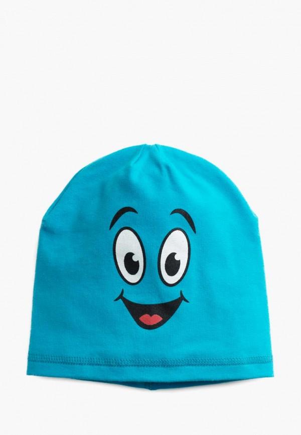 шапка playtoday для мальчика, голубая