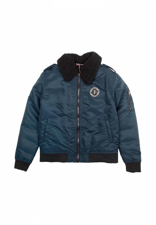 куртка le temps des cerises для мальчика, синяя
