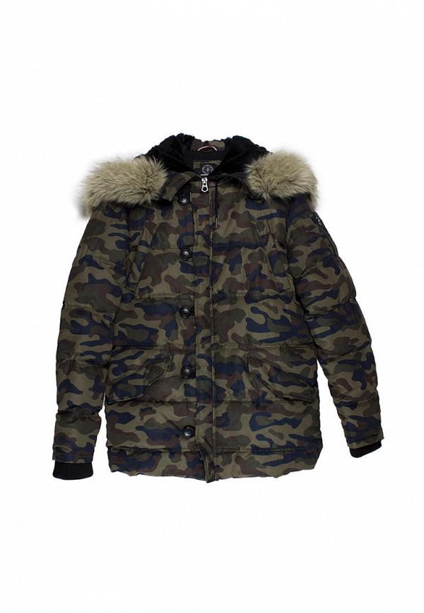 куртка le temps des cerises для мальчика, хаки