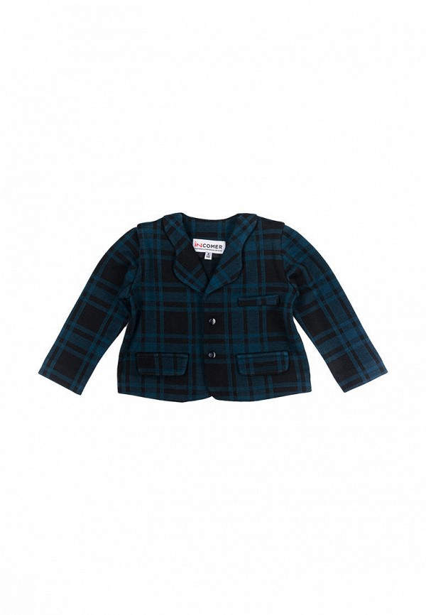 пиджак incomer для мальчика, синий