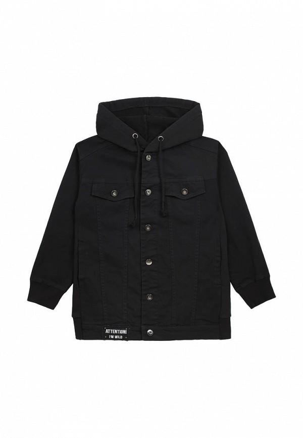 джинсовые куртка bell bimbo для мальчика, черная