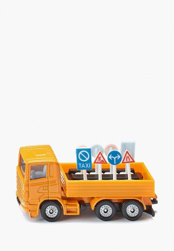Игрушка Siku Siku MP002XB00ASQ siku трактор john deere с пресс подборщиком