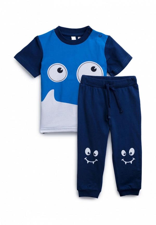 спортивные спортивный костюм playtoday для мальчика, синий