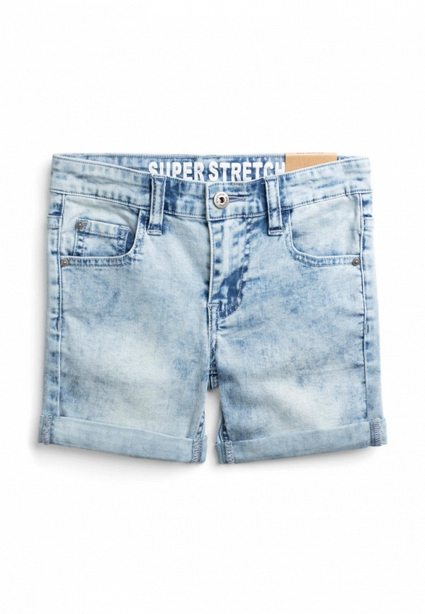 джинсовые шорты playtoday для мальчика, голубые