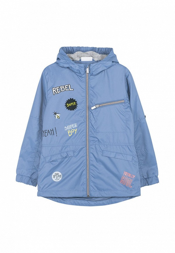 Фото - Куртка утепленная Coccodrillo Coccodrillo MP002XB00AWZ куртки пальто пуховики coccodrillo куртка для девочки wild at heart
