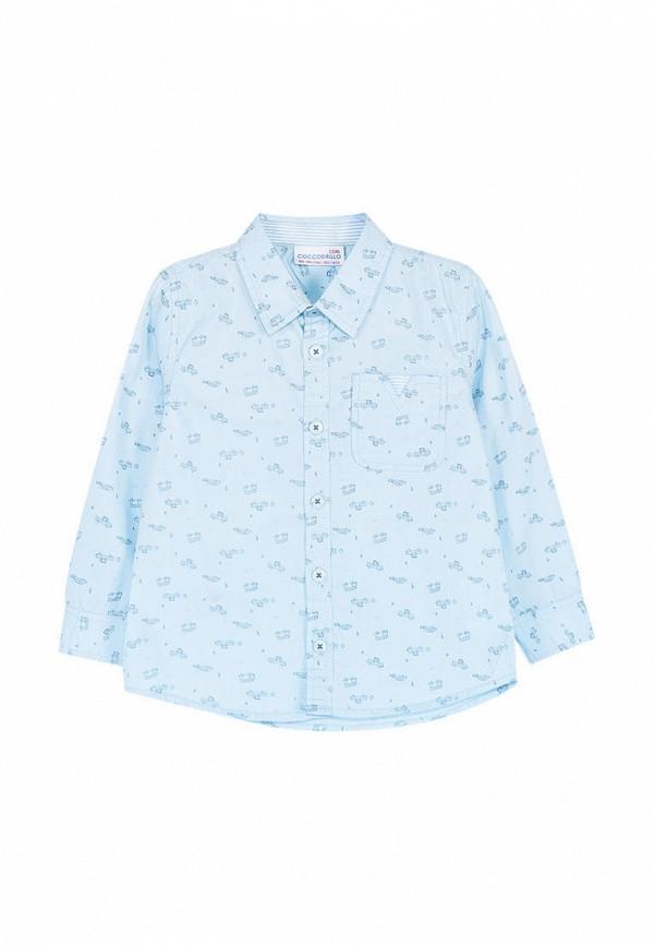 Рубашка Coccodrillo Coccodrillo MP002XB00AXA цена 2017