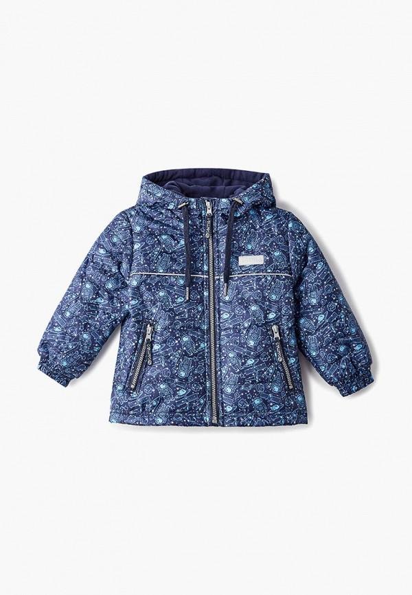 куртка saima для мальчика, синяя