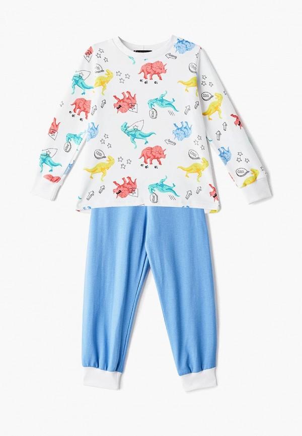 пижама archyland для мальчика, разноцветная