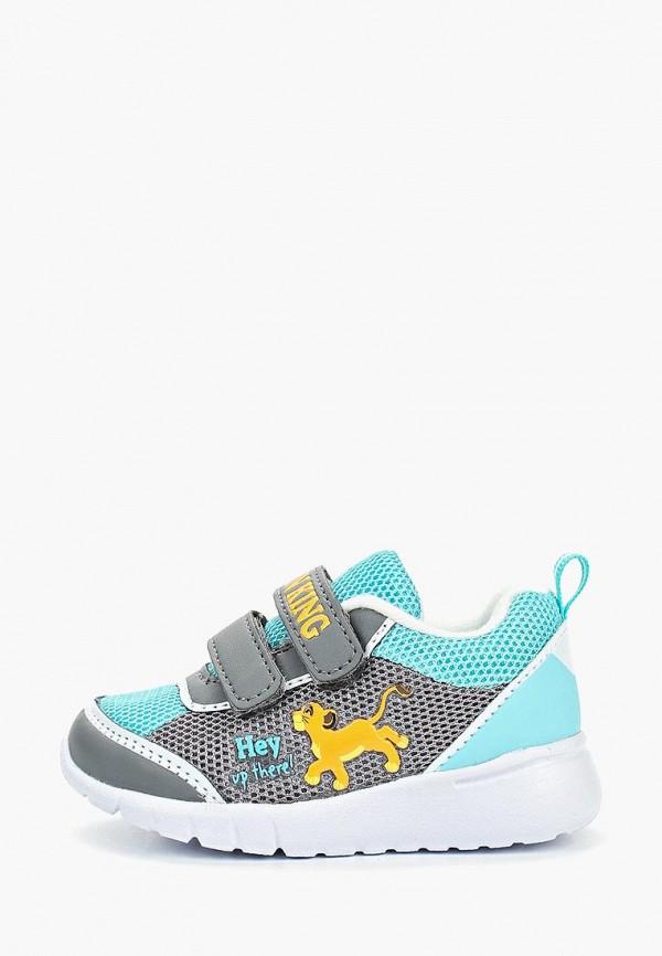 кроссовки disney для мальчика, разноцветные
