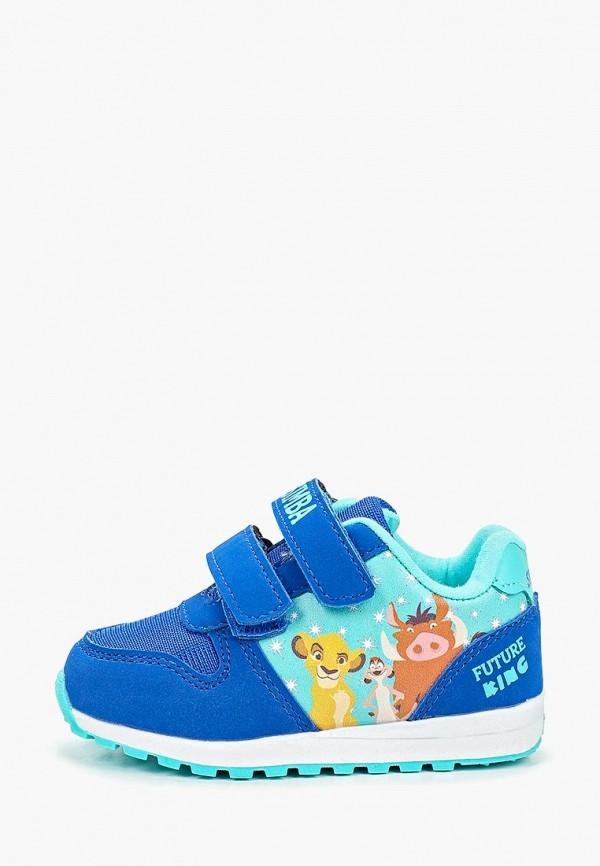 кроссовки disney для мальчика, синие
