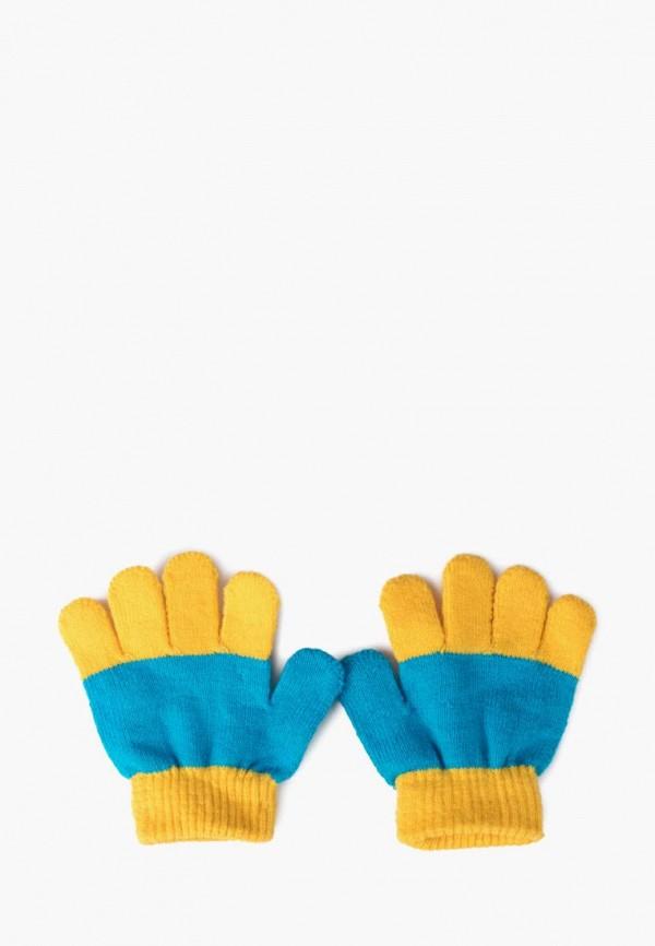 перчатки playtoday для мальчика, разноцветные