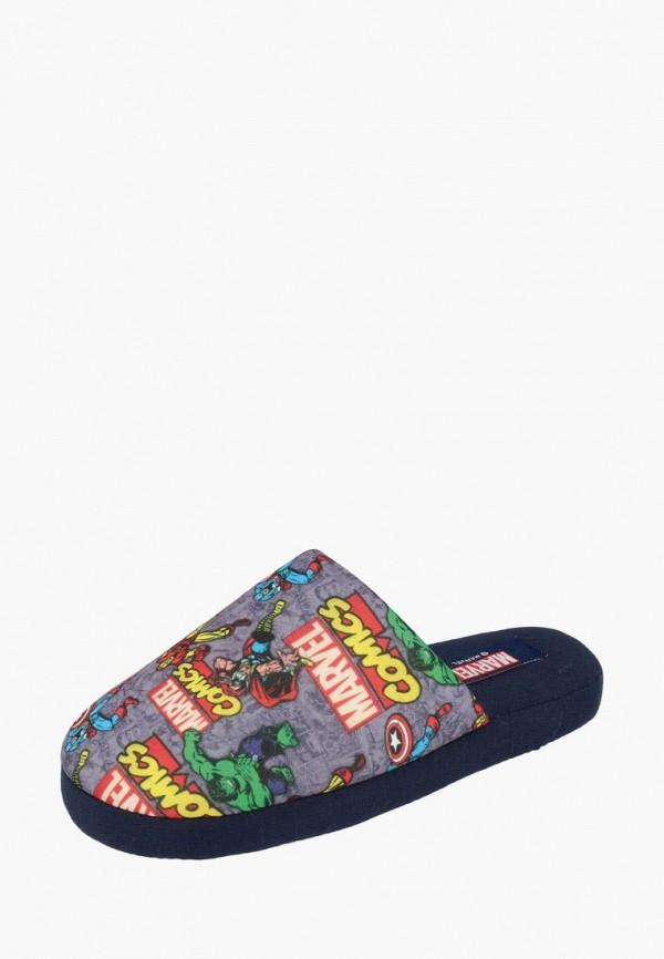 тапочки de fonseca для мальчика, разноцветные
