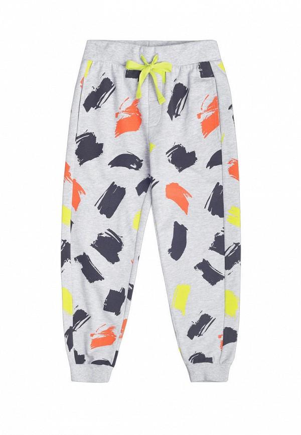 спортивные спортивные брюки crockid для мальчика, серые