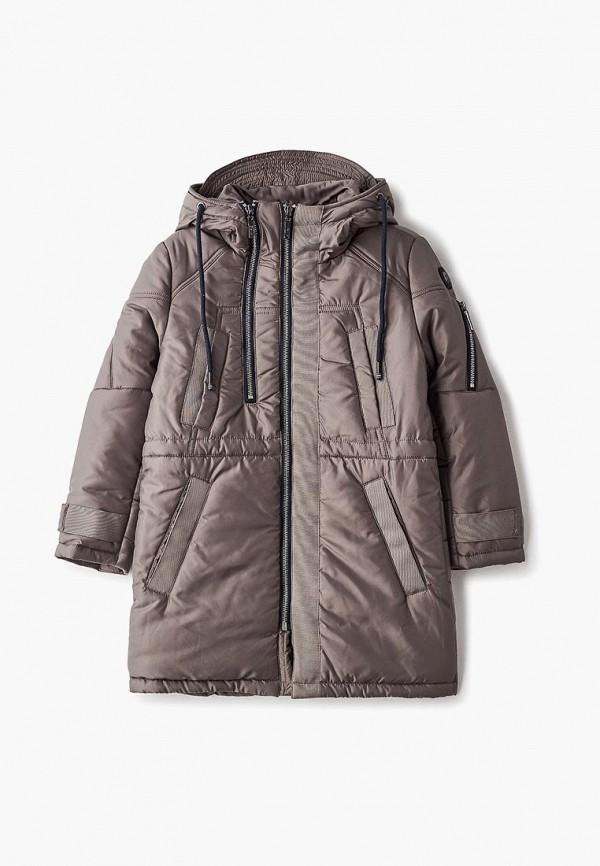 куртка mes ami для мальчика, хаки