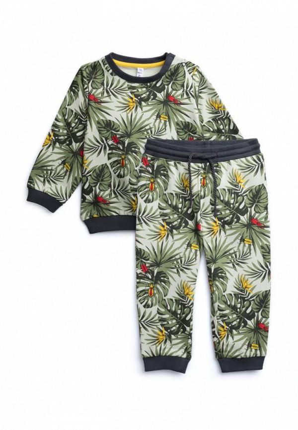 спортивный костюм playtoday для мальчика, зеленый