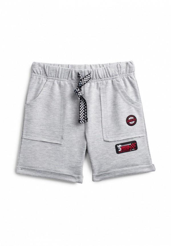 шорты playtoday для мальчика, серые