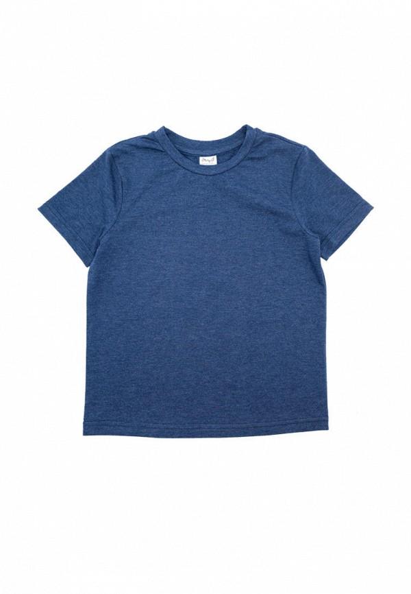 футболка с коротким рукавом ёмаё для мальчика, синяя