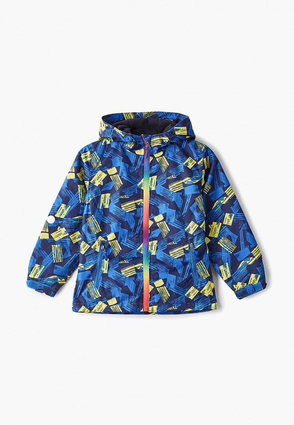 куртка moon river для мальчика, синяя