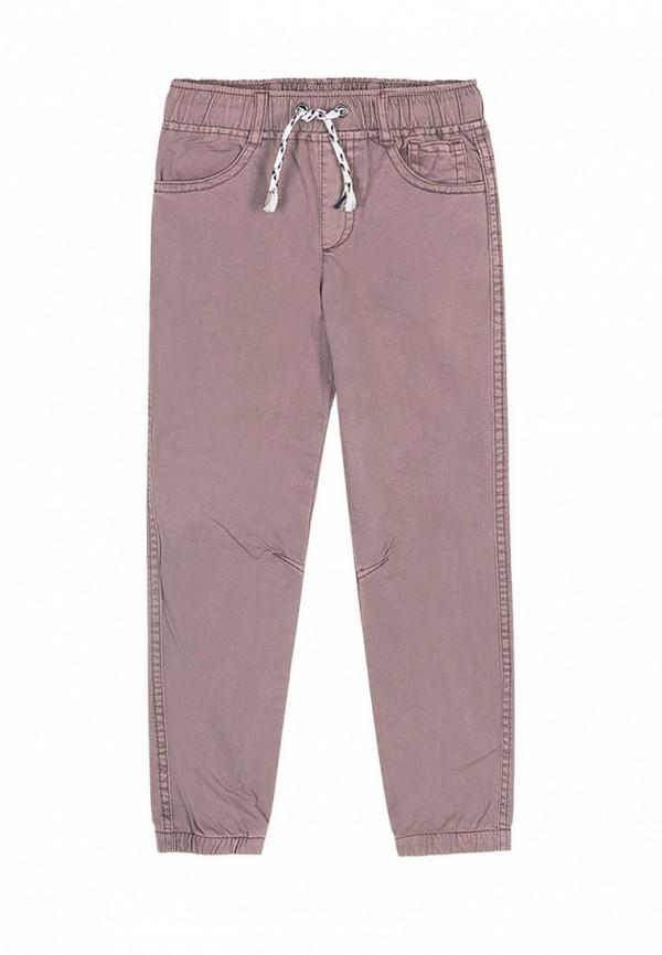 брюки coccodrillo для мальчика, коричневые