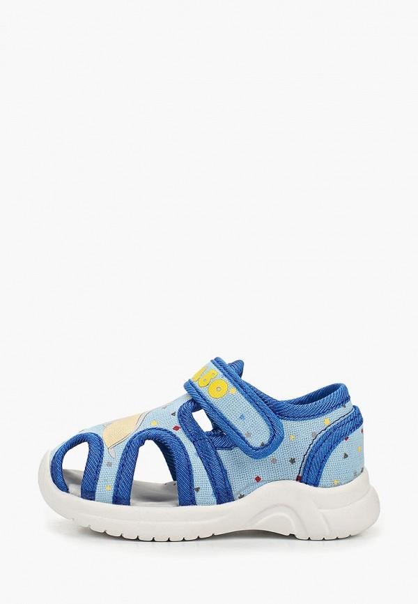 сандалии disney для мальчика, голубые