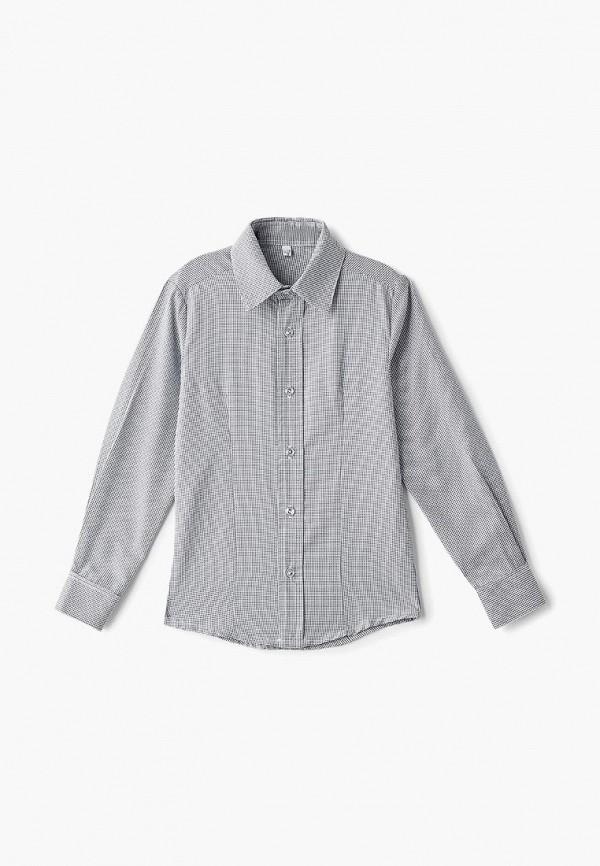 рубашка tforma для мальчика, серая