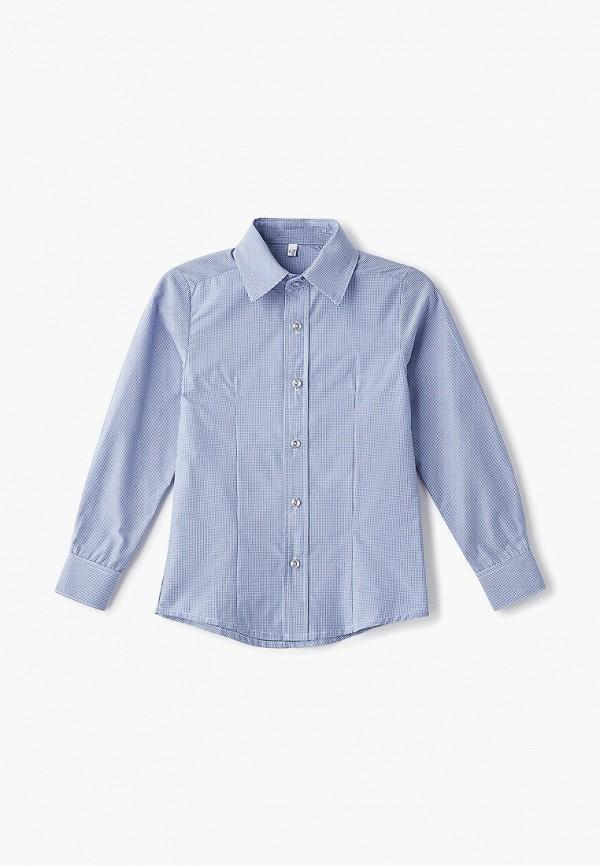 рубашка tforma для мальчика, синяя