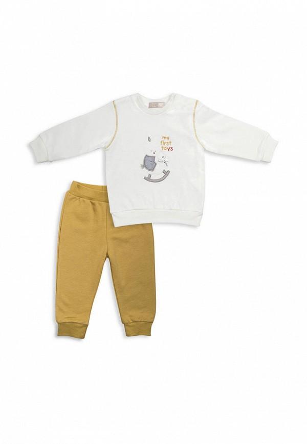 костюм rbc для мальчика, желтый