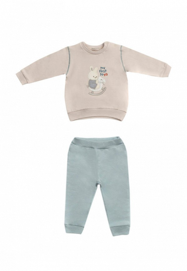 костюм спортивный для беременных nuova vita 9104 04 цвет бежевый Костюм спортивный RBC RBC MP002XB00BVS