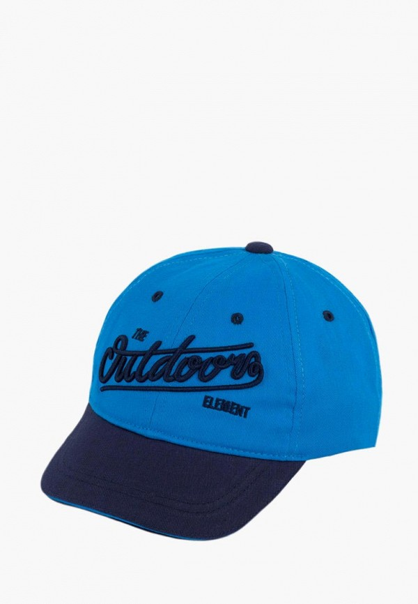 бейсболка чудо-кроха для мальчика, синяя