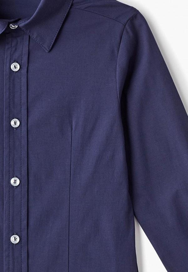 Рубашка для мальчика Tforma цвет синий  Фото 3