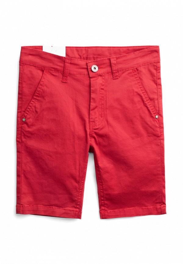 шорты playtoday для мальчика, красные