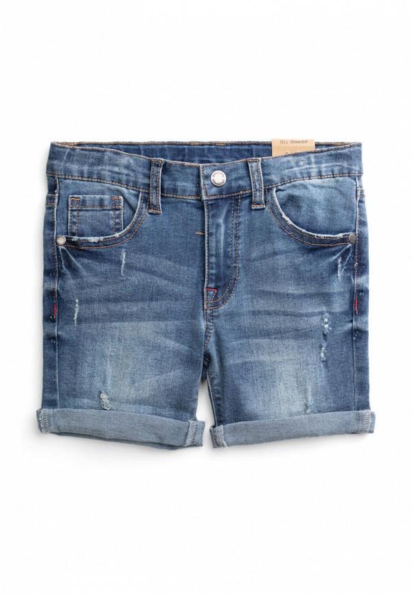 джинсовые шорты playtoday для мальчика, синие