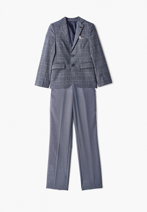 костюм mili для мальчика, синий