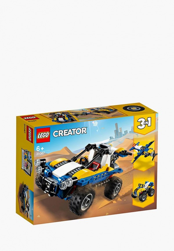 Конструктор Creator LEGO LEGO MP002XB00C9R lego lego creator 31028 гидроплан